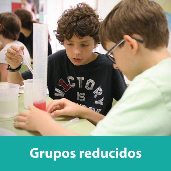 ventajas de una escuela con grupos reducidos para tus hijos