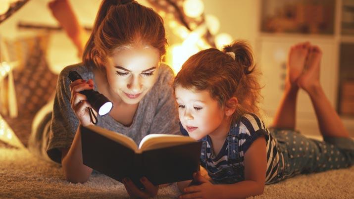 como motivar a los niños a realizar lecturas todos los días