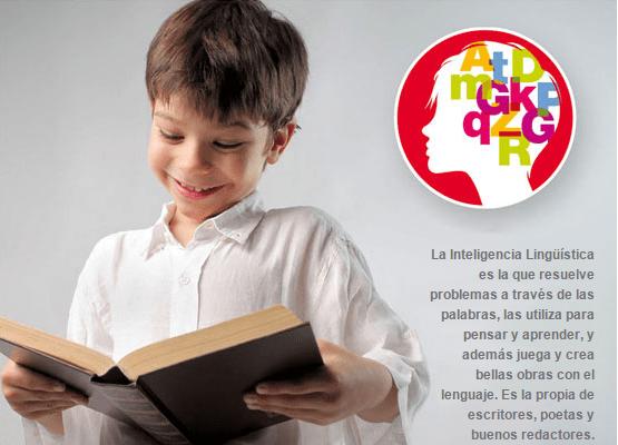los tipos de inteligencia en los niños