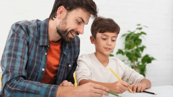 La importancia de la familia en la educación de los hijos.