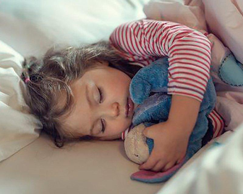 La importancia del sueño en la infancia