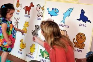 Tips para enseñar el idioma inglés en niños