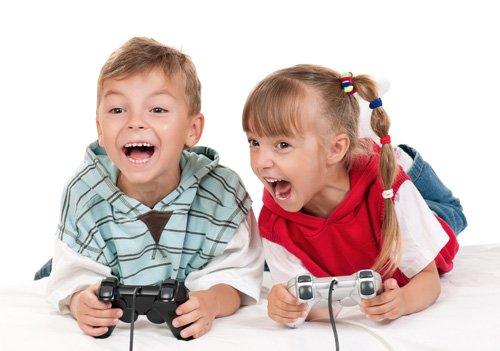 los videojuegos ayudan a los niños a su desarrollo cerebral