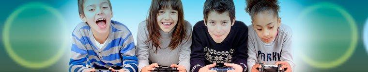 los videojuegos como una herramienta de desarrollo cerebral