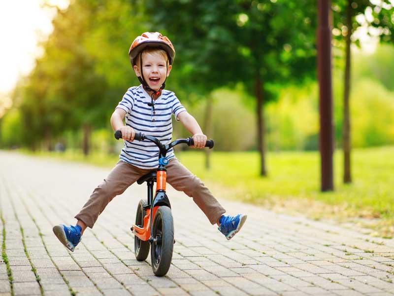 La importancia de la actividad física en los niños.
