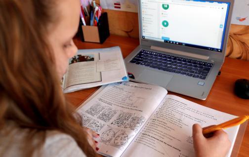 Productividad para todo un día de clases virtuales
